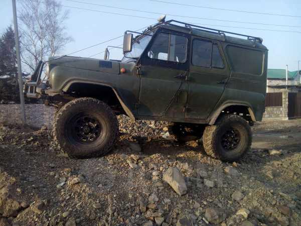 УАЗ 3151, 1992 год, 200 000 руб.