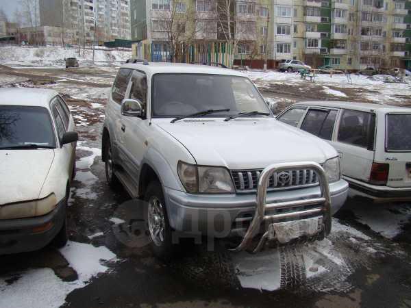 Toyota Land Cruiser Prado, 1996 год, 460 000 руб.