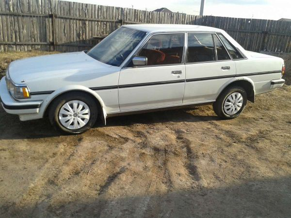 Toyota Mark II, 1987 год, 75 000 руб.