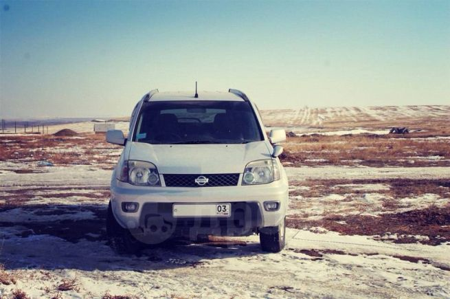 Nissan X-Trail, 2001 год, 435 000 руб.