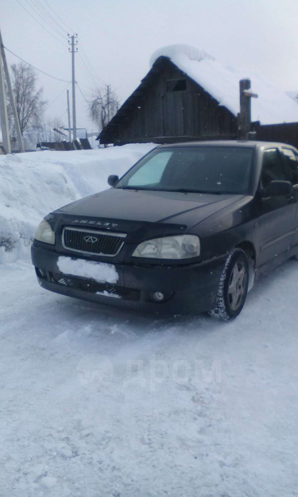 Chery Amulet A15, 2007 год, 105 000 руб.
