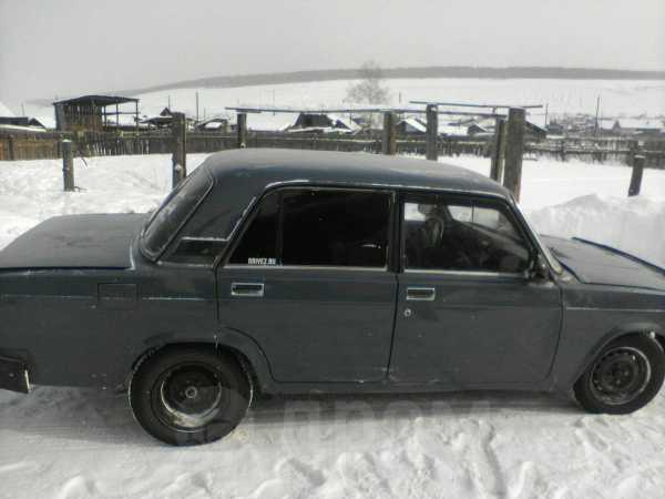 Лада 2107, 2002 год, 30 000 руб.
