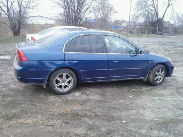 Honda Civic, 2003 год, 250 000 руб.