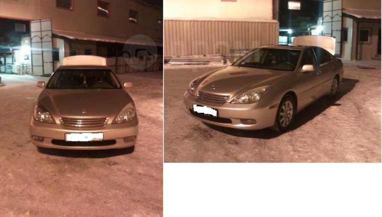 Lexus ES300, 2003 год, 480 000 руб.