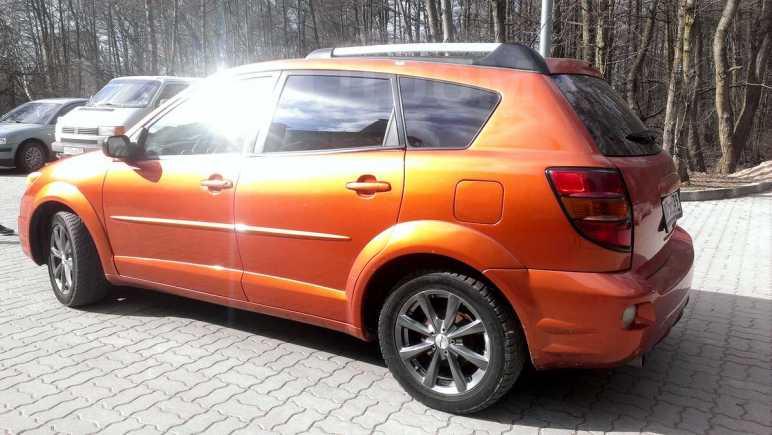 Pontiac Vibe, 2003 год, 315 000 руб.
