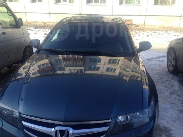 Honda Accord, 2006 год, 510 000 руб.