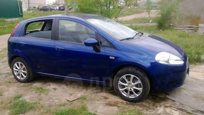 Fiat Grande Punto, 2008 год, 280 000 руб.