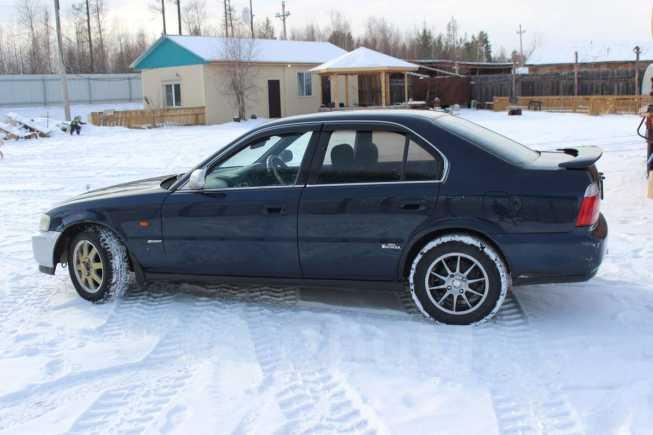 Honda Ascot, 1995 год, 100 000 руб.