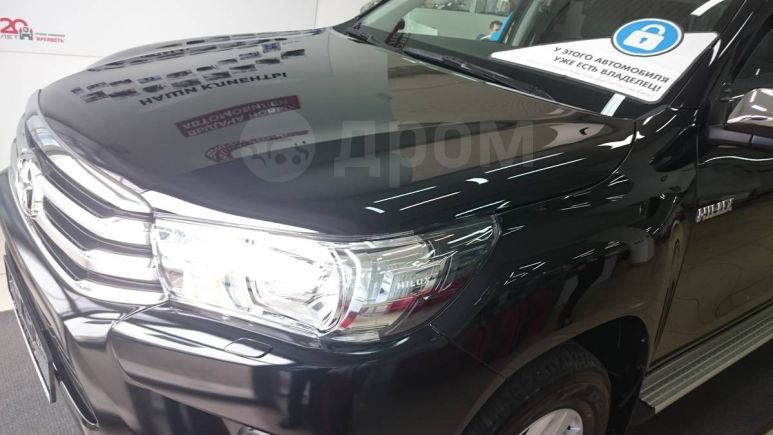 Toyota Hilux Pick Up, 2015 год, 2 382 000 руб.
