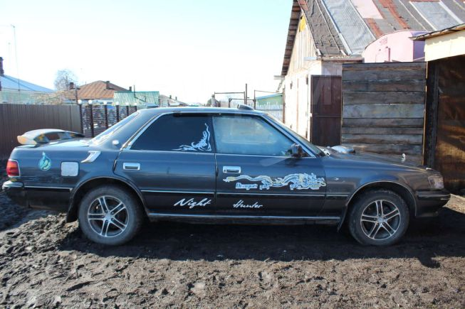 Toyota Chaser, 1991 год, 80 000 руб.