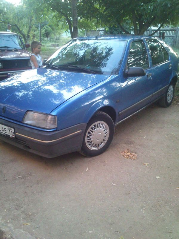 Renault 19, 1991 год, 80 000 руб.