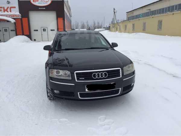 Audi A8, 2003 год, 499 000 руб.