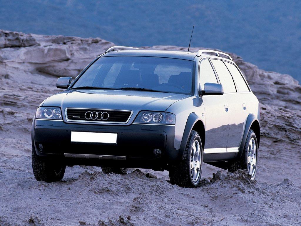 Audi A6 allroad quattro 2000, 2001, 2002, 2003, 2004 ...