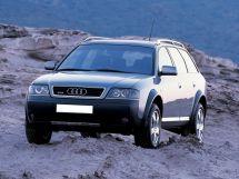 Audi A6 allroad quattro 2000, универсал, 1 поколение, C5