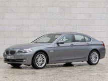 BMW 5-Series 6 поколение, 11.2009 - 08.2013, Седан