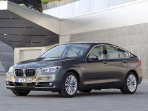 BMW 5-Series Gran Turismo рестайлинг 2013, хэтчбек, 6 поколение, F07