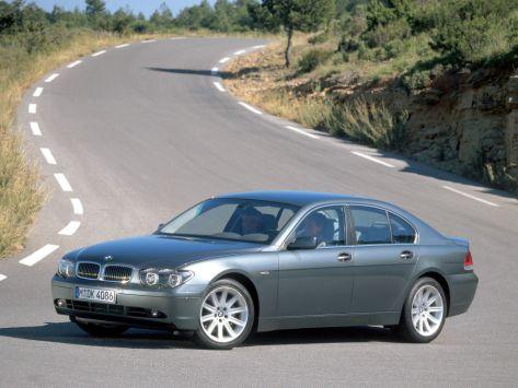 BMW 7-Series (E65) 09.2001 - 03.2005