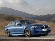 BMW M5 5 поколение, 11.2011 - 08.2013, Седан