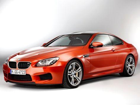 BMW M6 (F13) 03.2012 - 02.2015