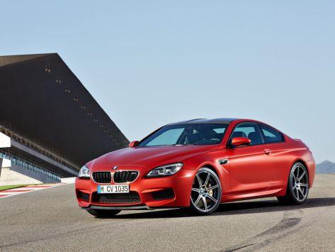 BMW M6 (F13) 03.2015 - 10.2017