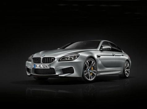 BMW M6 (F06) 03.2015 - 04.2018