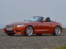 BMW Z4 рестайлинг, 2 поколение, 03.2013 - 04.2017, Открытый кузов