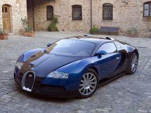 Bugatti Veyron 1 поколение, 09.2005 - 09.2011, Купе