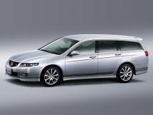 Honda Accord рестайлинг, 7 поколение, 11.2005 - 12.2008, Универсал