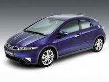 Honda Civic рестайлинг, 8 поколение, 05.2009 - 03.2012, Хэтчбек 5 дв.