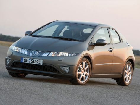 Honda Civic FK, FN