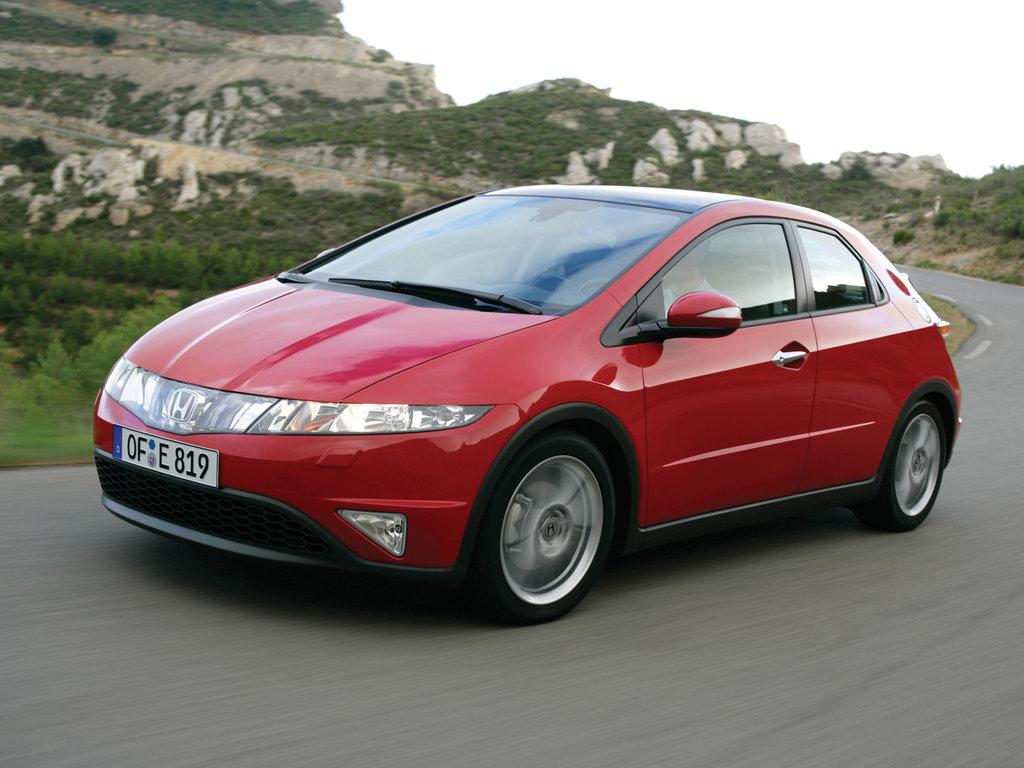 Honda civic 2006 запчасти