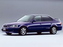 Honda Civic Ferio рестайлинг 1998, седан, 2 поколение