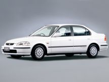 Honda Civic Ferio 1995, седан, 2 поколение