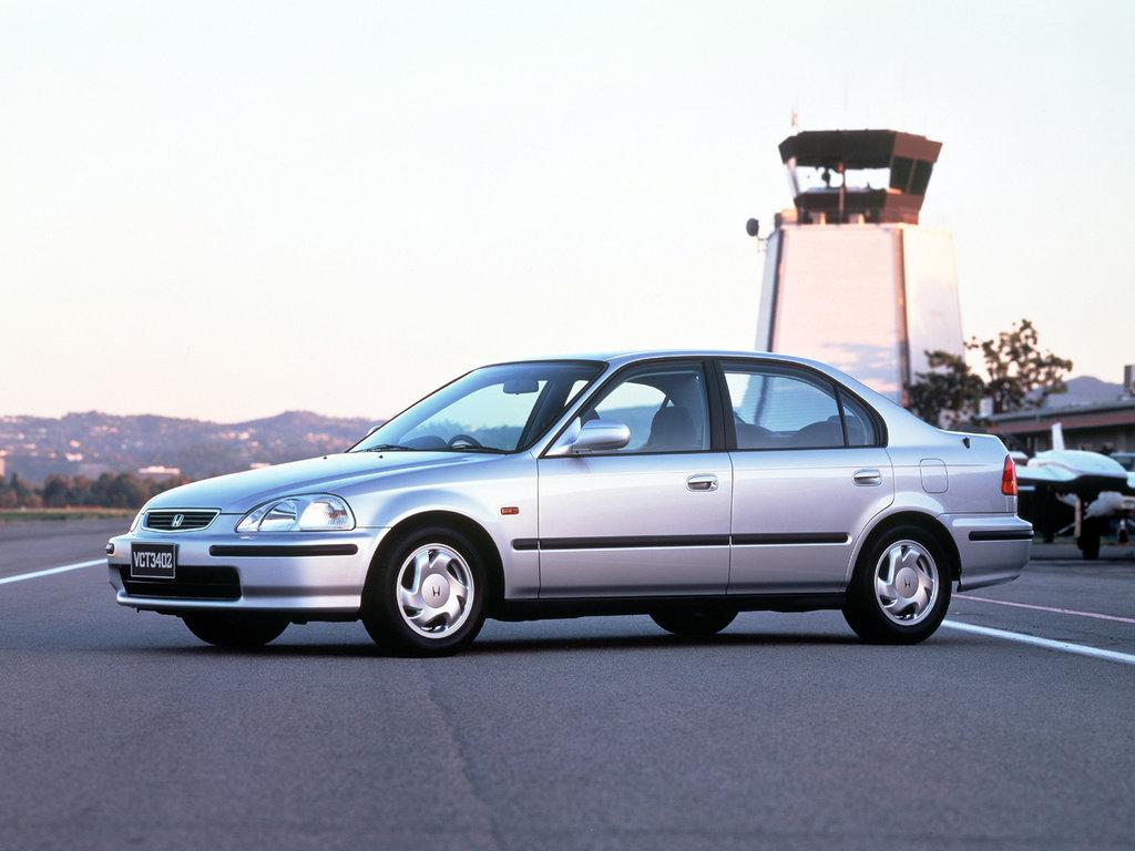 honda civic ferio 1997 технические характеристики