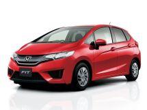 Honda Fit 2013, хэтчбек 5 дв., 3 поколение, GP, GK