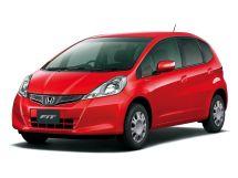 Honda Fit рестайлинг 2010, хэтчбек 5 дв., 2 поколение, GE, GP