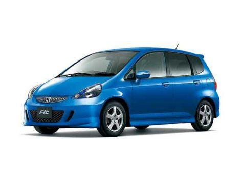 Honda Fit (GD) 06.2004 - 11.2005