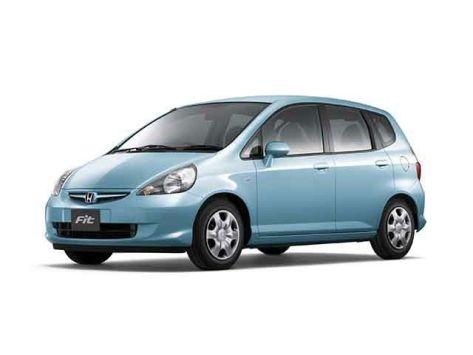 Honda Fit (GD) 12.2005 - 09.2007
