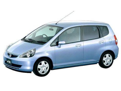 Honda Fit (GD) 06.2001 - 05.2004