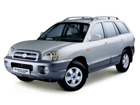 Hyundai Santa Fe Classic (SM) 04.2007 - 04.2013