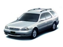 Kia Clarus рестайлинг 1998, универсал, 1 поколение, GC