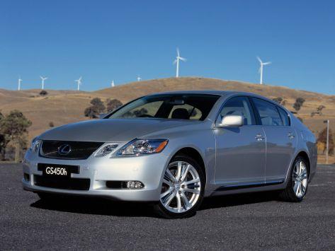 Lexus GS450h S190