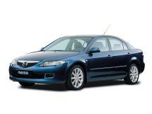 Mazda Mazda6 рестайлинг, 1 поколение, 06.2005 - 01.2008, Лифтбек