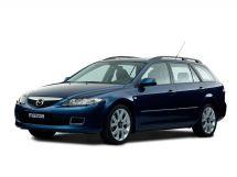 Mazda Mazda6 рестайлинг, 1 поколение, 06.2005 - 01.2008, Универсал