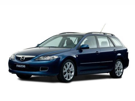 Mazda Mazda6 (GG) 06.2005 - 01.2008