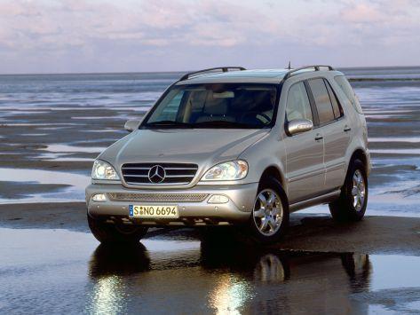 Mercedes-Benz M-Class W163