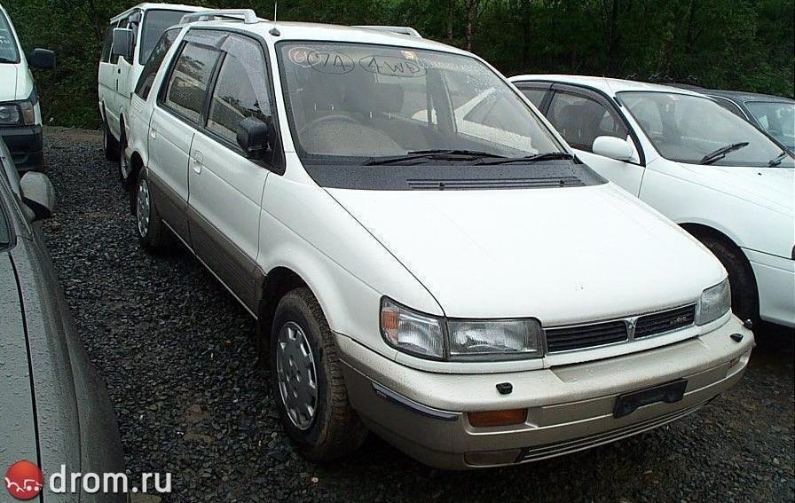mitsubishi chariot n43w
