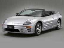Mitsubishi Eclipse 3 поколение, 07.1999 - 03.2006, Открытый кузов
