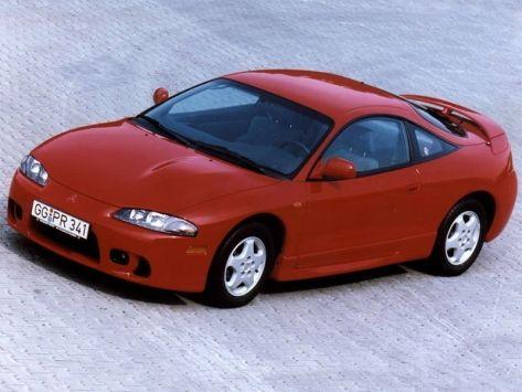 Mitsubishi Eclipse (2G) 06.1997 - 08.1999