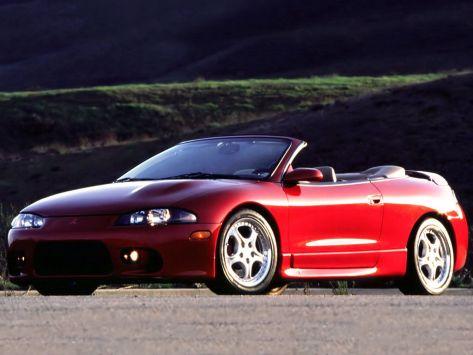 Mitsubishi Eclipse (2G) 05.1997 - 08.1998